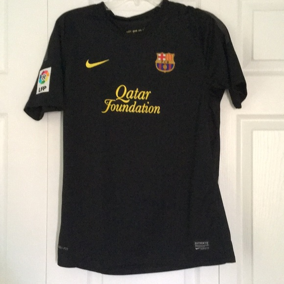 cheap for discount 60cce a2ae3 Authentic FC Barcelona Messi Jersey